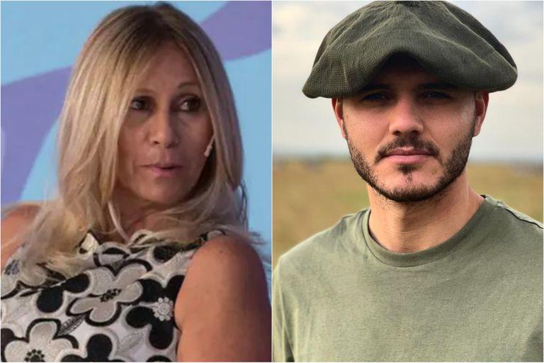 La dura respuesta de Ana Rosenfeld a un mensaje de Mauro Icardi en las redes