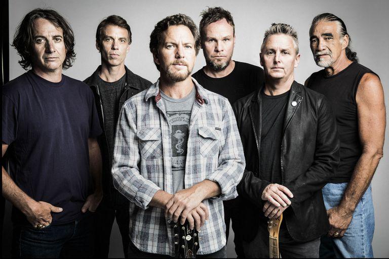 Pearl Jam, unos de los shows fuertes que cerrará el domingo el Lollapalooza 2018 Argentina