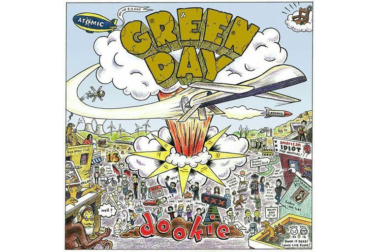 Detrás del gran disco de Green Day