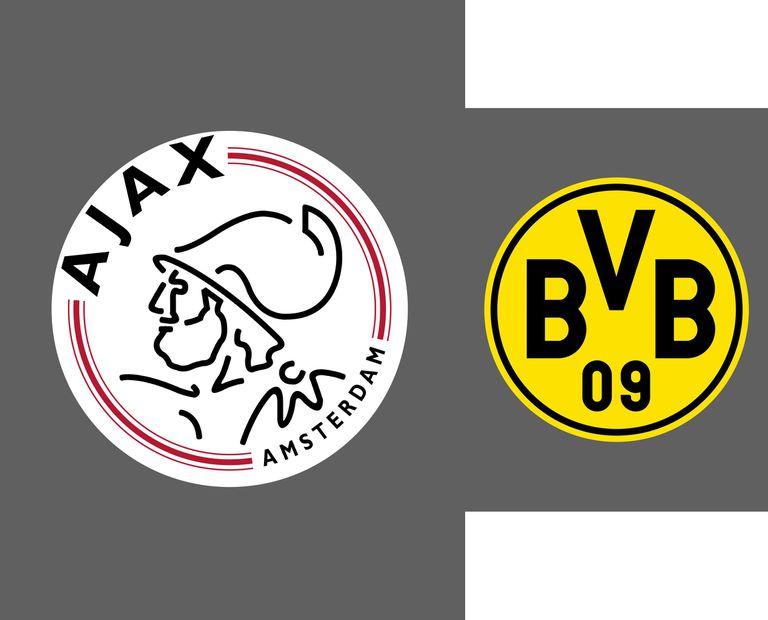 Ajax - Borussia Dortmund: horario y previa del partido de la Champions League