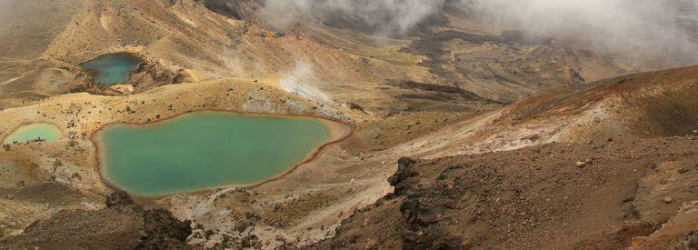 Nueva Zelanda. El trekking de El señor de los anillos