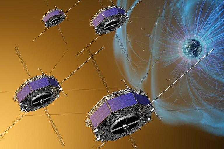 MMS pudo medir el impacto gracias a sus instrumentos de alta resolución y velocidad sin precedentes