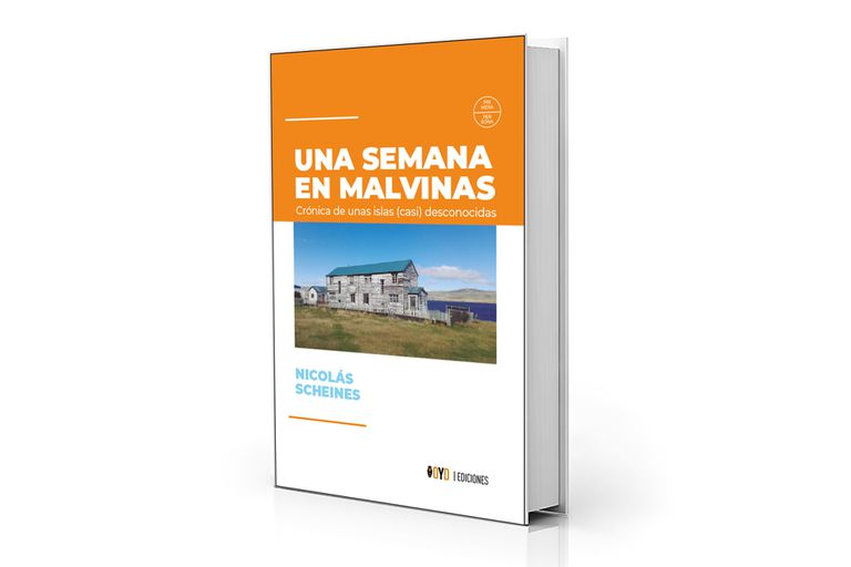 """""""Una semana en Malvinas"""": un diario de viaje de un argentino en las islas"""