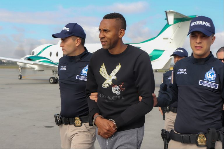 El ex futbolista Jhon Viáfara será extraditado a los Estados Unidos acusado de narcotráfico