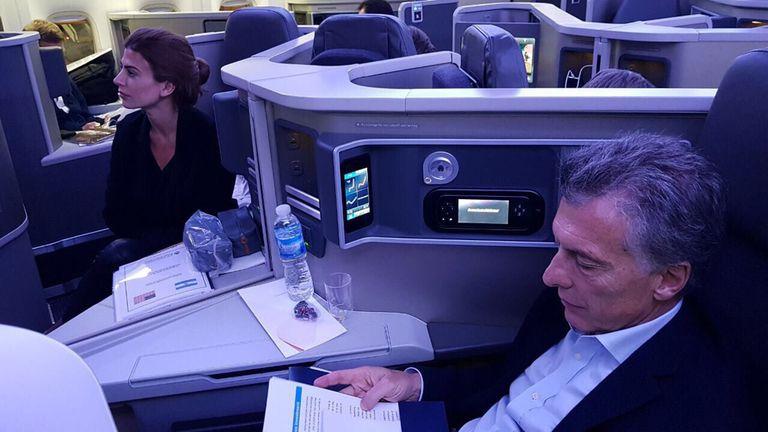 La agenda de Mauricio Macri en su viaje a Nueva York