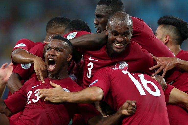 Paraguay-Qatar, por la Copa América: un empate 2-2 que le sirve a la Argentina