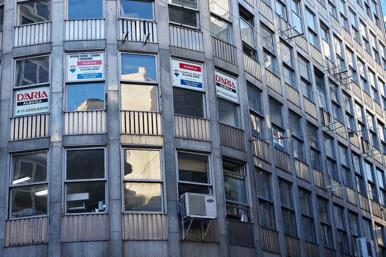 El Gobierno porteño apunta a que el microcentro se convierta en una zona residencial