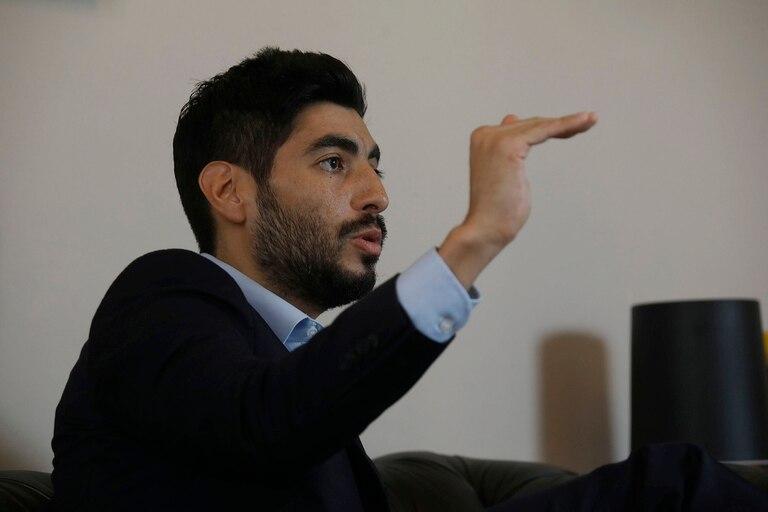 """El hijo de Hugo Moyano abrió las puertas para debatir cambios en la legislación laboral; """"No le tengo miedo al fondo de cese laboral como alternativa a la indemnización"""", dice el diputado del Frente de Todos"""