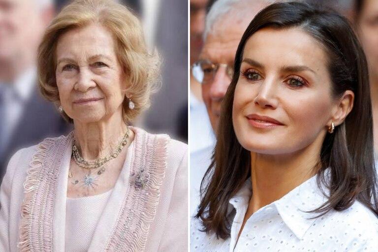 Drama en la familia real: la tensión entre Sofía y Letizia preocupa a Felipe