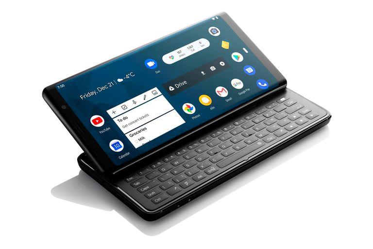MWC 2019: así es el Fxtec Pro 1, el heredero del Motorola Milestone