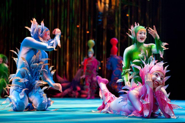 Cirque du Soleil en crisis: al borde de la bancarrota, espera por un salvador