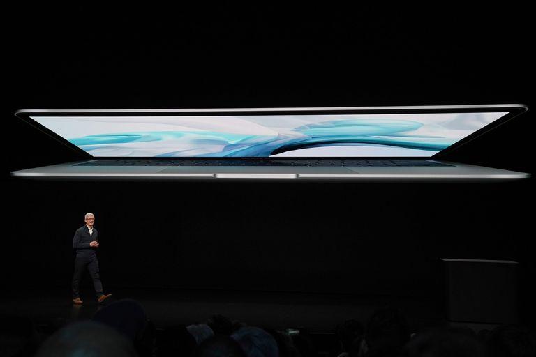 La nueva MacBook Air tiene un precio base de 1199 dólares