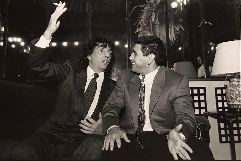 """Entrevista. Dolina: """"Artistas como Maradona construyen su propio protocolo"""""""