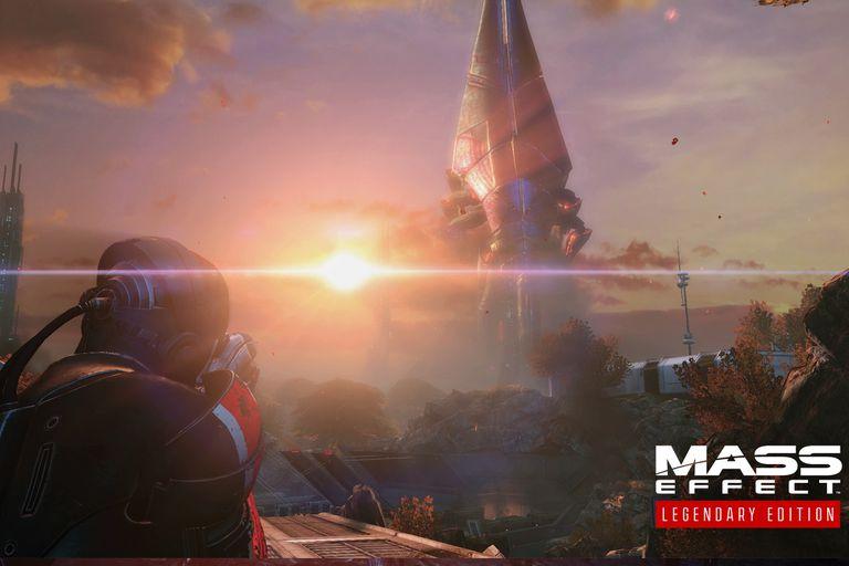 Así se ve el nuevo Mass Effect Legendary Edition