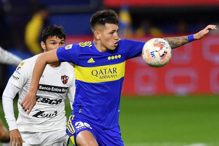 Boca - Patronato: horario, formaciones y TV del partido por los cuartos de final
