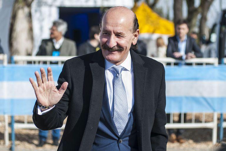 El embajador argentino en Perú y exconstituyente, Jorge Yoma