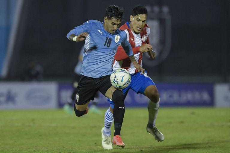 Uruguay ensayó una reacción, pero no le alcanzó para quebrar a Paraguay