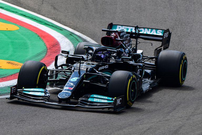 Lewis Hamilton, el último ganador que tiene el Gran Premio de Mónaco: el británico se impuso en las carreras de 2019, 2016 y 2008