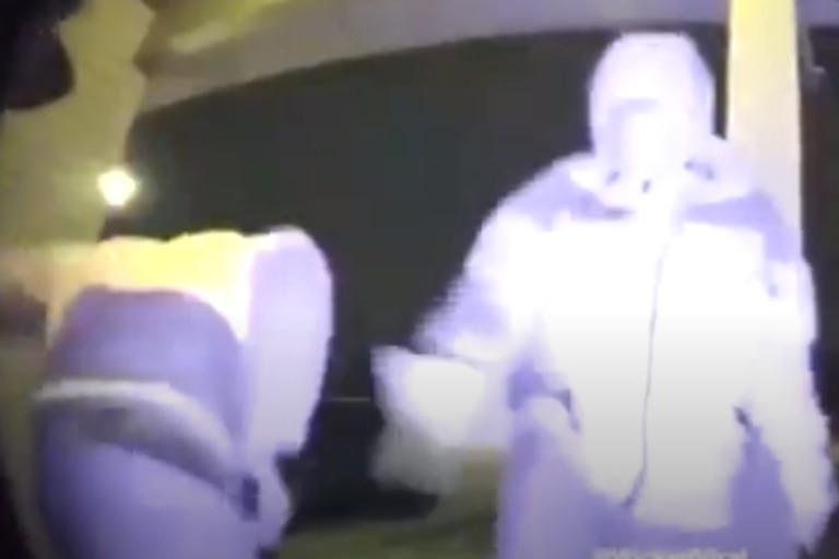 Un hombre intentó entrar a robar a una vivienda y, accidentalmente, se disparó en su propio pie