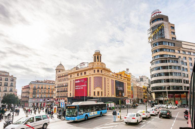 Madrid es un caso único en el mundo: los teatros y los cines siguen activos