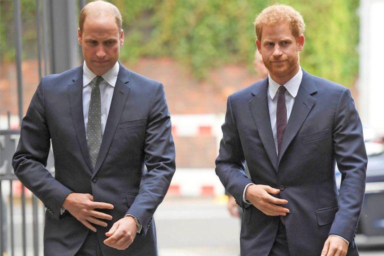 A pesar de la grieta: el inesperado gesto de Harry con su hermano William