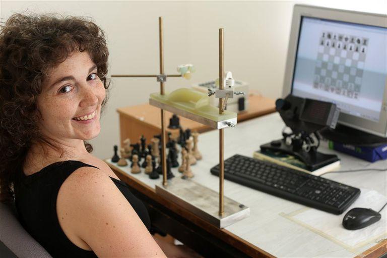 """Mariana Juliana Leone, una de las neurocientíficas que realizaron el estudio sobre la """"cronobiología de las decisiones"""""""