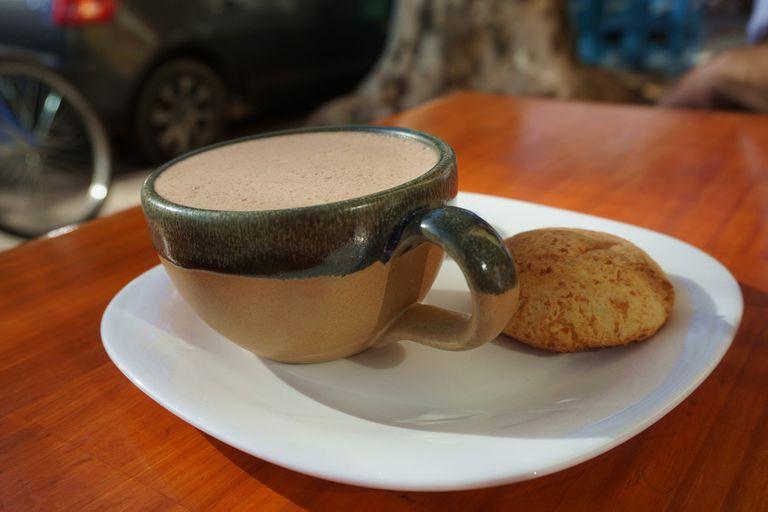 Impronta colombiana en Vive Café