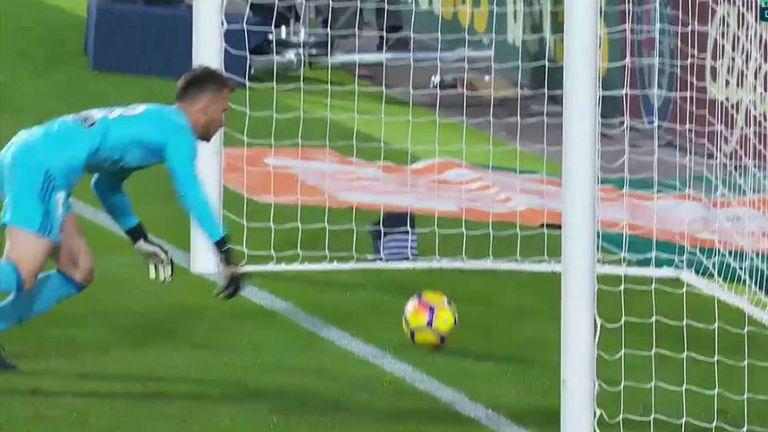 El gol que no le cobraron a Messi
