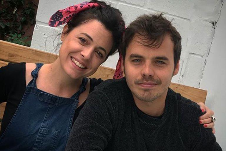 Benjamín Rojas y Martina Sánchez Acosta tuvieron a su primera beba, Rita