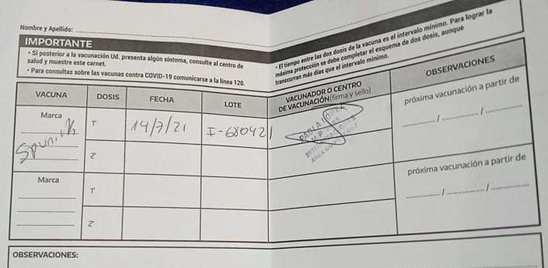 Cómo se gestiona la licencia por vacunación contra el Covid y sus posibles efectos secundarios
