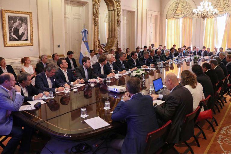 La reunión de la Mesa de Competitividad Forestal