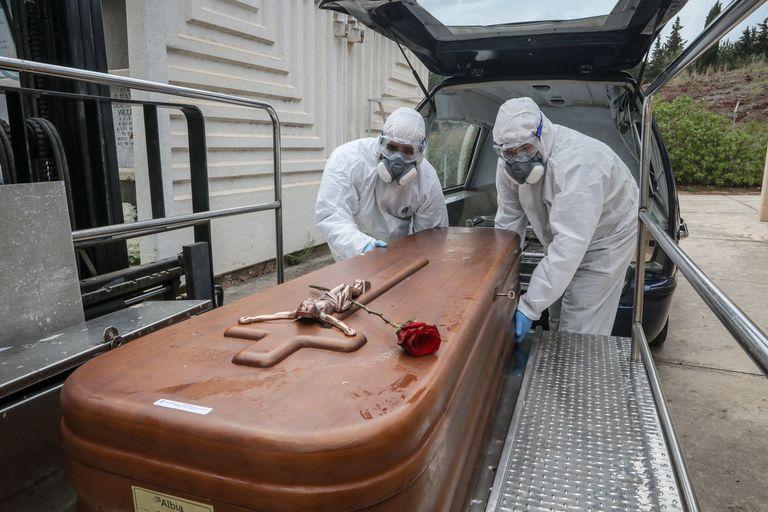 En España 757 personas murieron por coronavirus