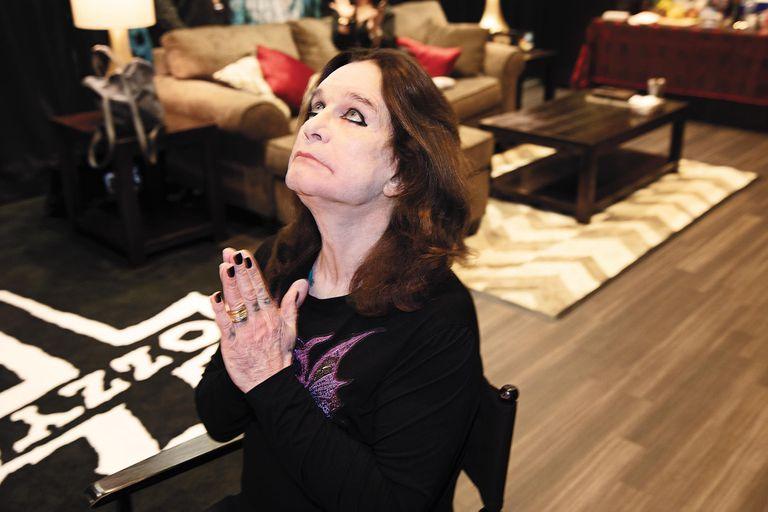 Cómo Ozzy Osbourne vive su última gira mundial