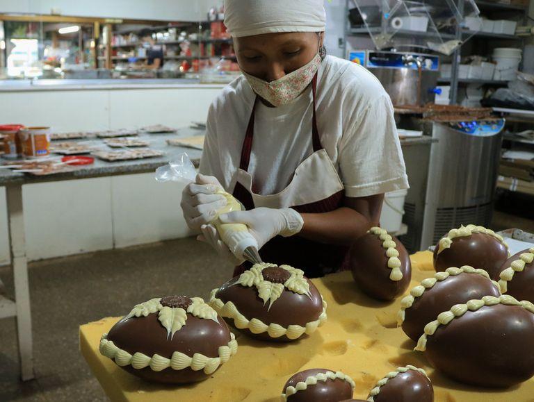 Chocolate y tortas, en el ADN de Villa General Belgrano