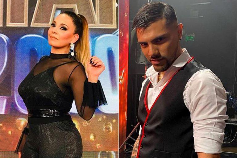 "Lissa Vera reemplaza a ""La Bomba Tucumana"" y canta con su hijo Tyago"