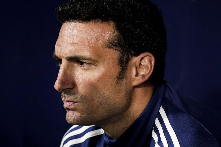 Lionel Scaloni, a dos partidos de llevar a Argentina a su primer título de alto nivel en 28 años