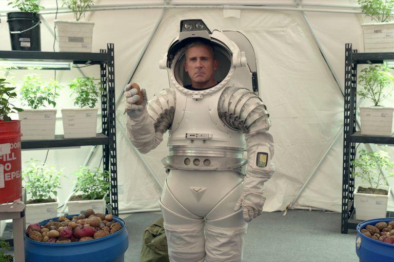 Netflix: Carell regresa con una comedia sobre el ejército espacial de Trump