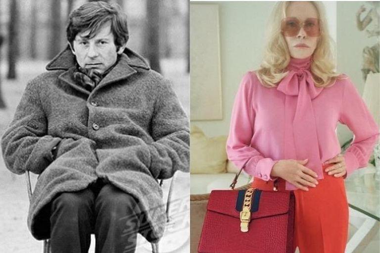Faye Dunaway y Roman Polanski: grabaciones conflictivas