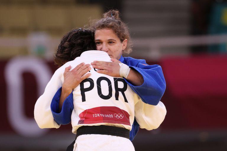 Paula Pareto no pudo quedarse con la medalla de bronce pero emocionó a todos