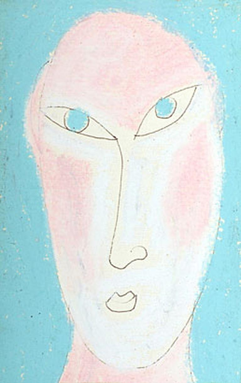 De la serie Mascaritas, circa 1994