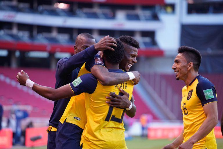 Ecuador-Uruguay. El equipo de Alfaro venció 4 a 2 a la Celeste en Quito