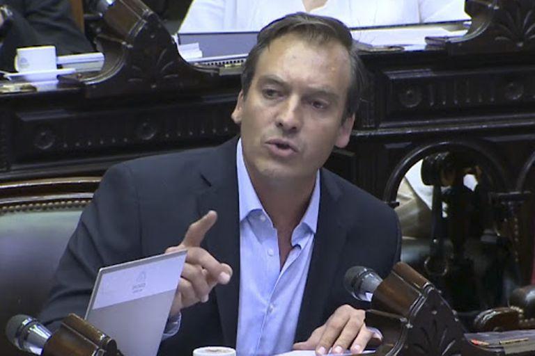 Soria: como diputado, presentó 15 proyectos y ninguno referido a la Justicia
