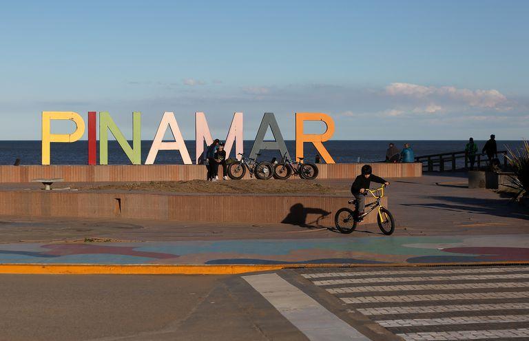 Mientras tanto, Pinamar experimenta un boom de construcciones ya que se duplicaron las obras en el último año