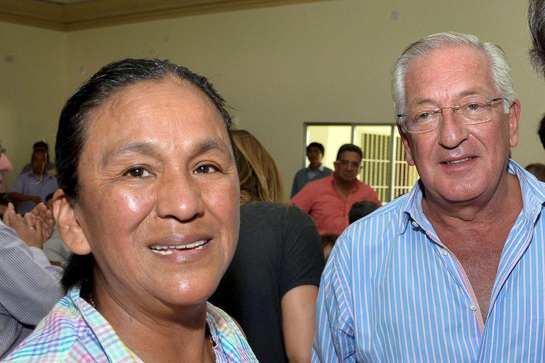 Piden que la dirigente de la Tupac Amaru Milagro Sala vaya a juicio oral por un presunto fraude al Estado; en el caso está acusado también el exgobernador Eduardo Fellner