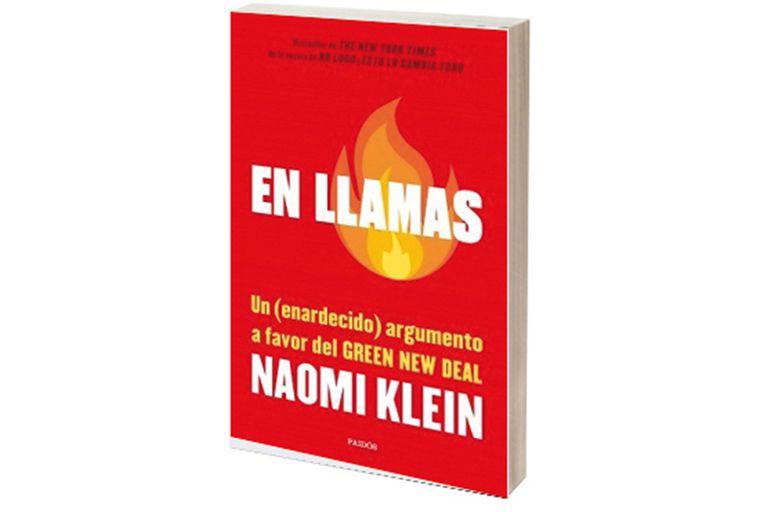 En llamas Naomi Klein Paidós