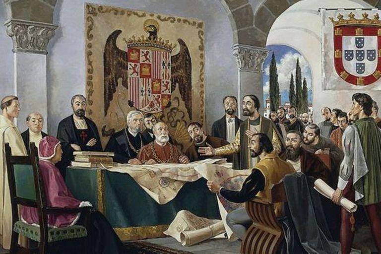 """El día (hace 525 años) en que Portugal y España se repartieron el """"nuevo mundo"""""""