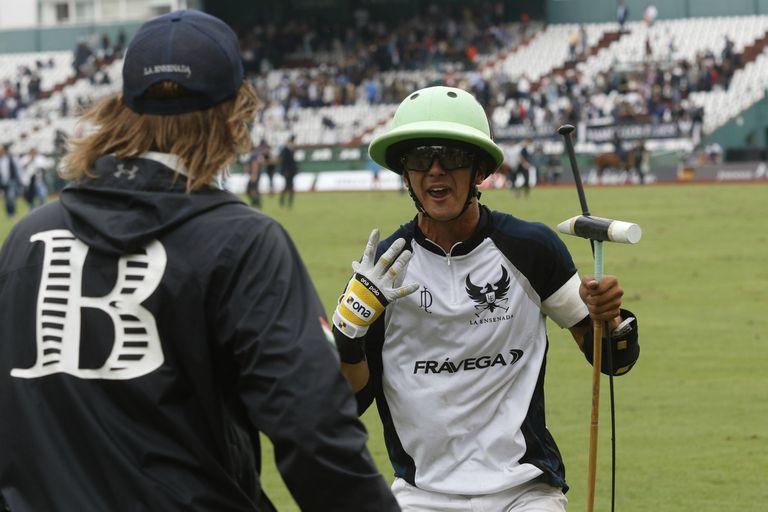 Cambios en polo: Juan Britos (h.) pasó a La Dolfina Polo Ranch