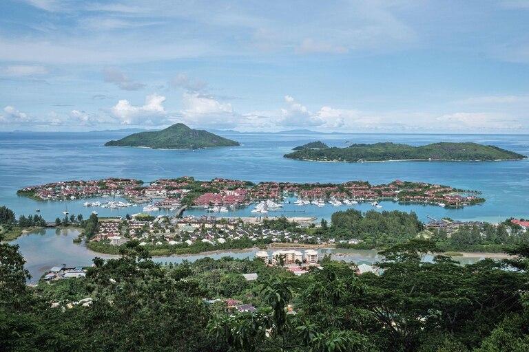 Seychelles islas naturaleza turismo cruceros