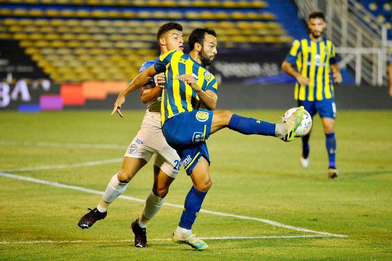 Rosario Central recibe a Godoy Cruz en el partido correspondiente a la tercera fecha de la Copa de la Liga Profesional