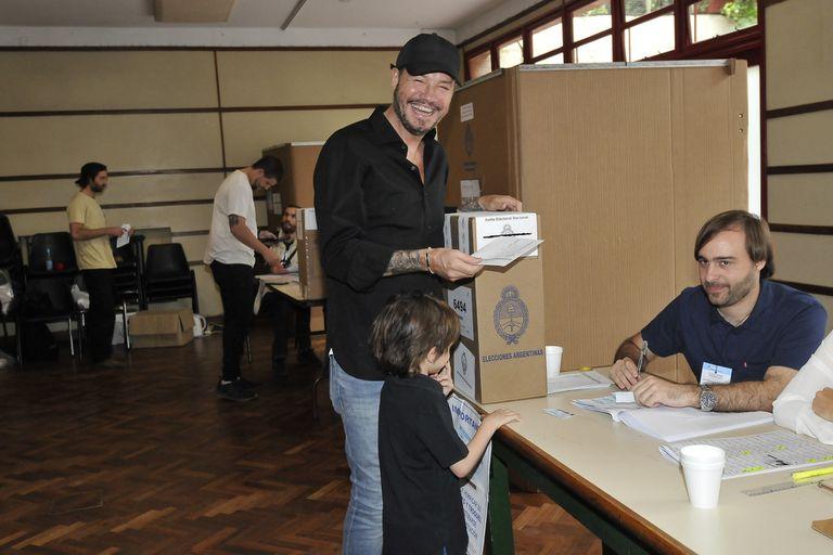 Elecciones 2019: Marcelo Tinelli, Susana Giménez y más votos de los famosos